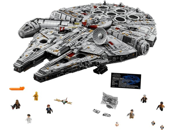 Millennium Falcon™ 75192 | Star Wars™ | Boutique LEGO® officielle FR