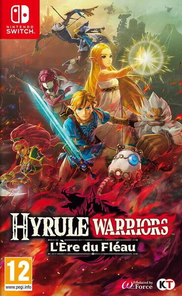 Hyrule warriors l'ere du fleau SWITCH