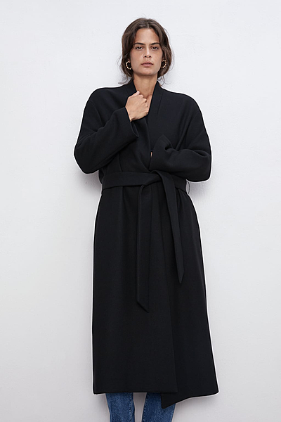 Manteau long - Zara