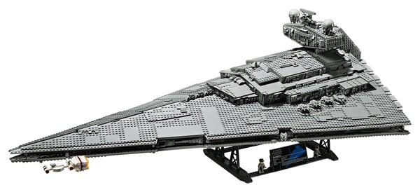 Imperial Star Destroyer™ 75252   Star Wars™   Boutique LEGO® officielle FR