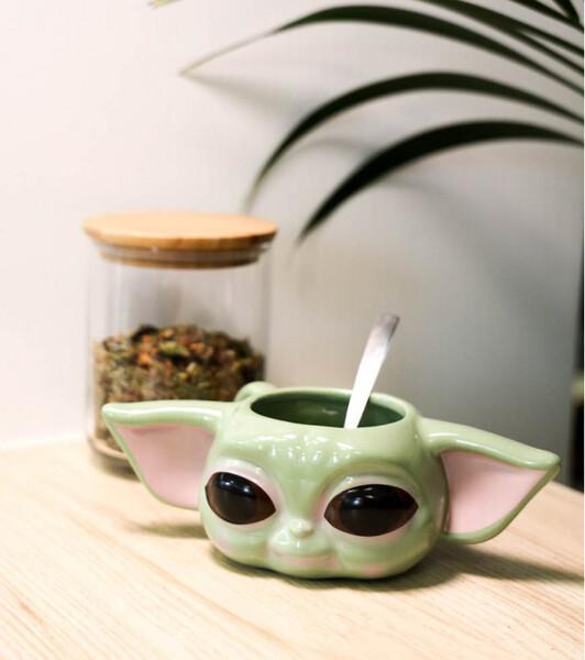 Mug bébé Yoda Star Wars