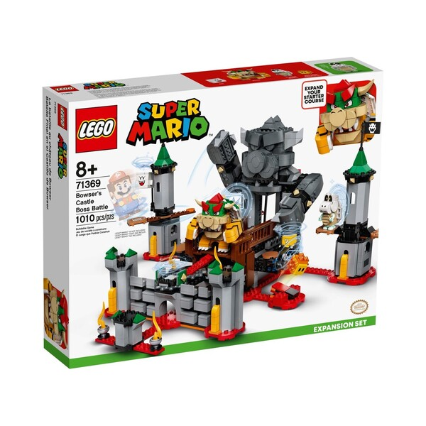 Ensemble d'Extension La forteresse de la Plante Piranha 71362 | LEGO® Super Mario™