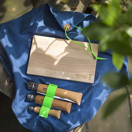 Coffret cuisine nomade Opinel