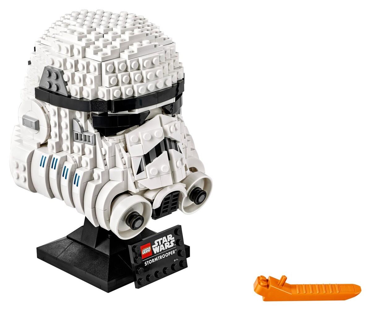 Casque de Stormtrooper™ 75276   Star Wars™   Boutique LEGO® officielle FR