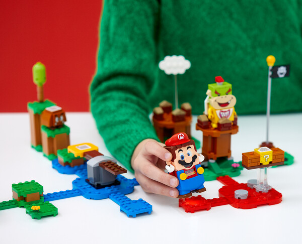 Pack de démarrage Les Aventures de Mario 71360 | LEGO® Super Mario™