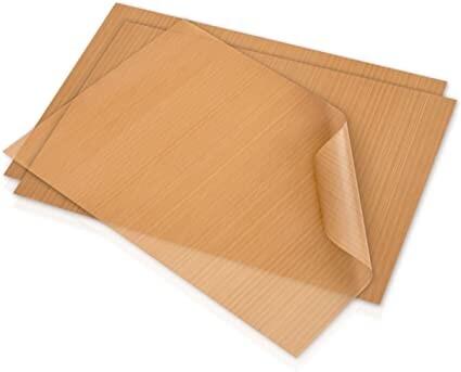 Papiers de cuisson réutilisable