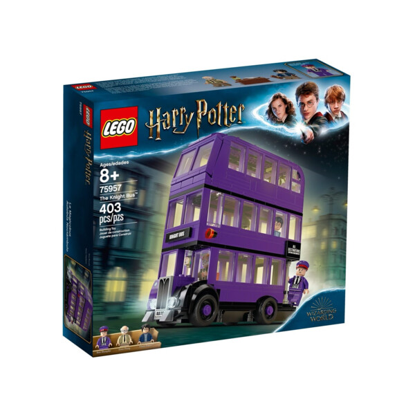 Le Magicobus 75957 | Harry Potter™ | Boutique LEGO® officielle FR