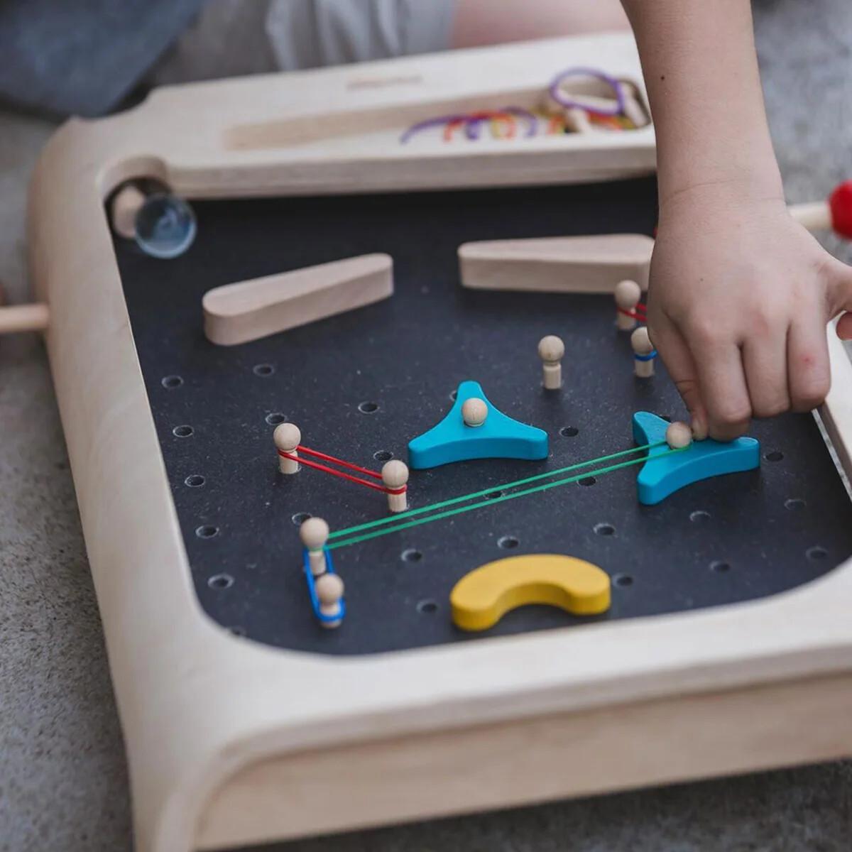 Flipper en bois Plan Toys Jouet et Loisir Enfant