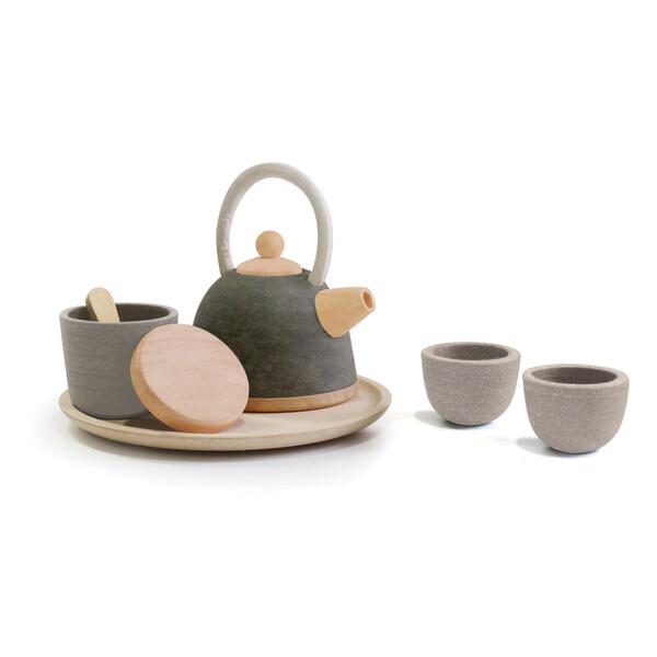 Service à thé exotique Gris Plan Toys Jouet et Loisir Enfant