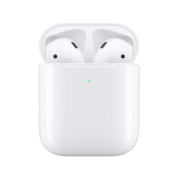 Apple AirPods avec boîtier de charge filaire (2e génération): Amazon.fr