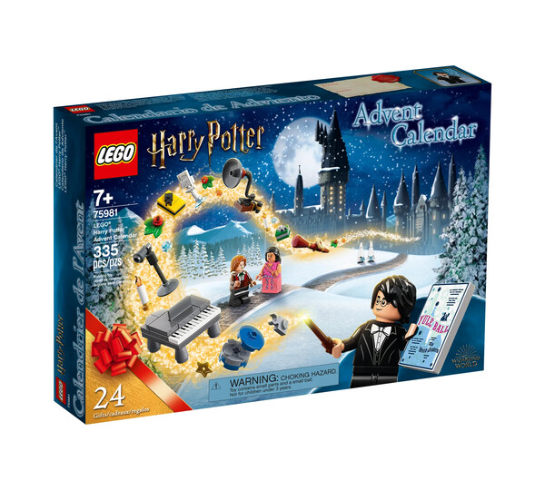Calendrier de l'Avent LEGO® Harry Potter™ 75981 | Harry Potter™